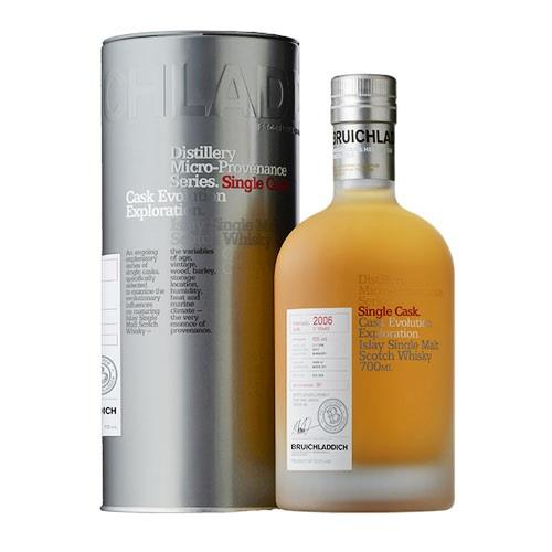 Bruichladdich Micro Provenance 12 years old 2006 Sauternes 58.4% 70cl Image 1
