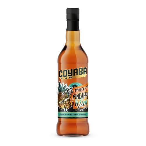 Coyaba Rum Scorched Pineapple 70cl Image 1