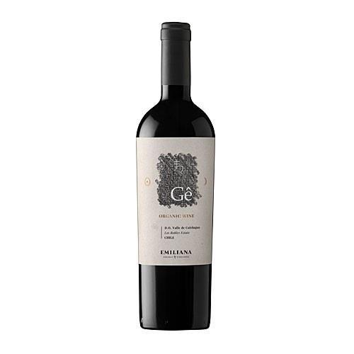 GE Organic Wine 2014 Emiliana 75cl Image 1