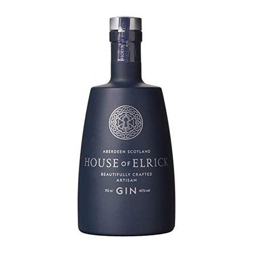 House of Elrick Gin 70cl Image 1