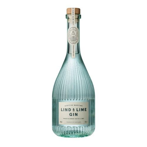 Lind & Lime Gin 70cl Image 1
