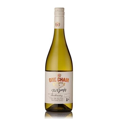 One Chain The Googly Chardonnay 2019 75cl Image 1