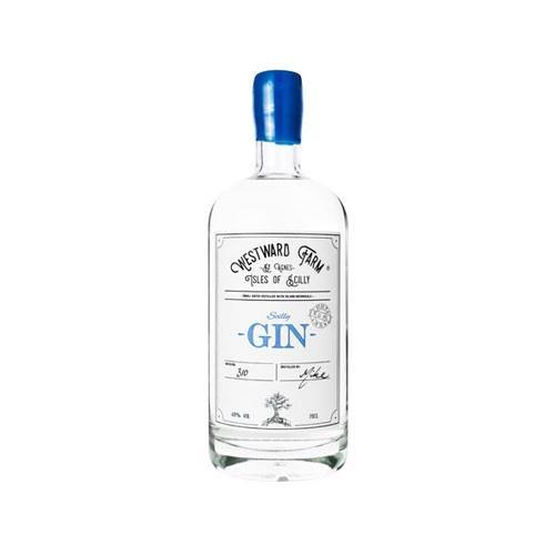 Westward Farm Scilly Gin 40% 35cl Image 1