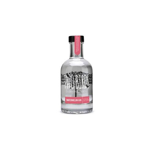 Two Birds Watermelon Gin 37.5% 20cl Image 1