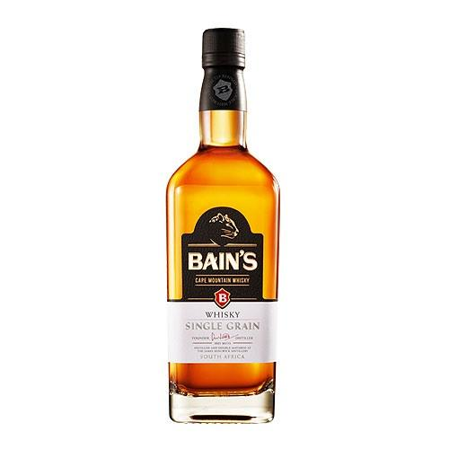 Bains Cape Mountain Whisky 40% 70cl Image 1
