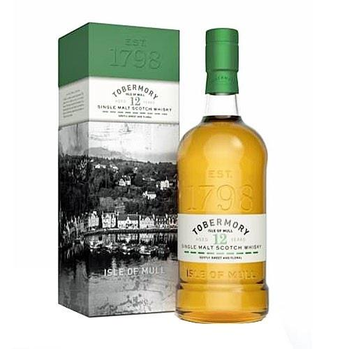 Tobermory 12 years old 70cl Image 1