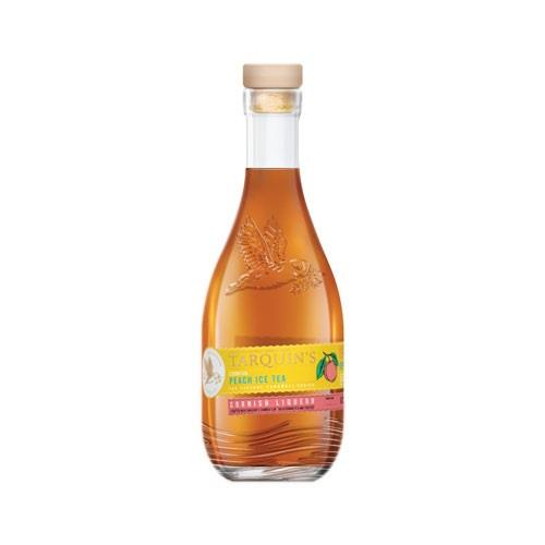 Tarquins Peach Ice Tea Liqueur 20% 50cl Image 1