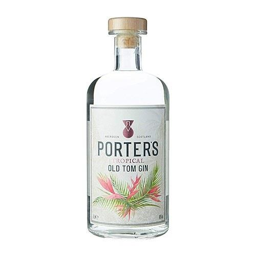 Porters Tropical Old Tom Gin Image 1