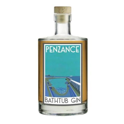 Penzance Bathtub Gin 38% 70cl Image 1