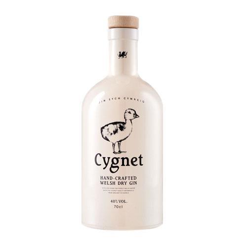 Cygnet Welsh Gin 70cl Image 1
