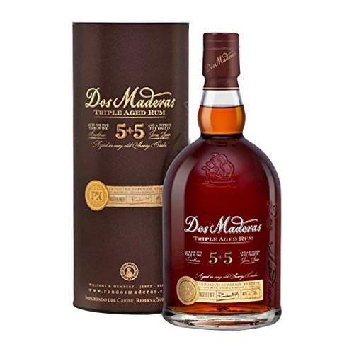 Dos Maderas Rum PX 5+5 years 40% 70cl Image 1