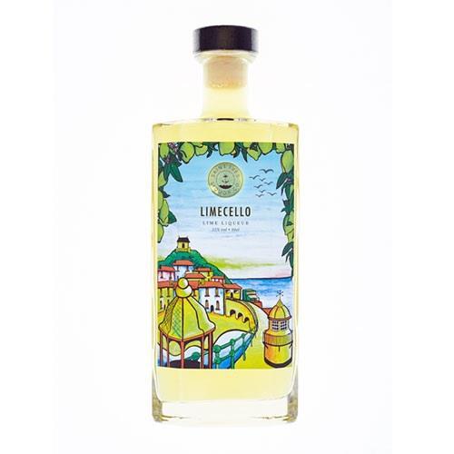 St Ives Limecello Lime Liqueur 22% 70cl Image 1