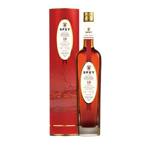 Spey 10 years old Limited Edition 70cl Image 1
