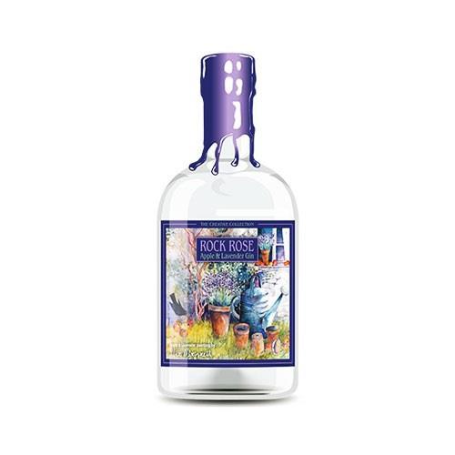 Rock Rose Apple & Lavender Gin 50cl Image 1