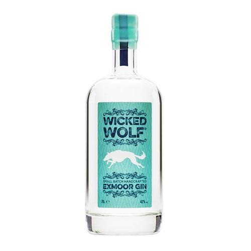 Wicked Wolf Exmoor Gin 42% 70cl Image 1