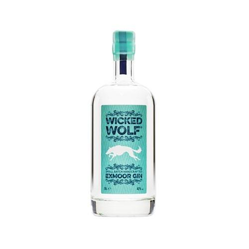 Wicked Wolf Exmoor Gin 35cl Image 1