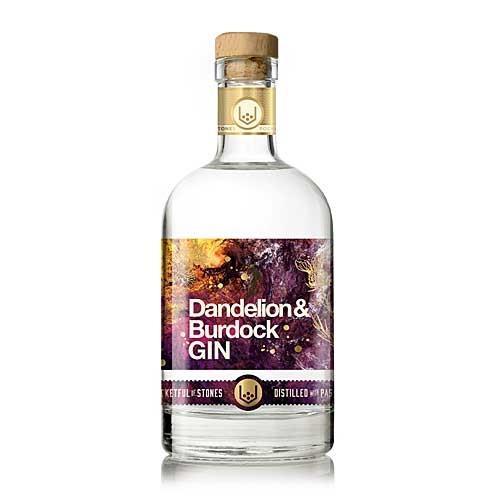 Dandelion & Burdock Gin, Pocketful of Stones 70cl Image 1