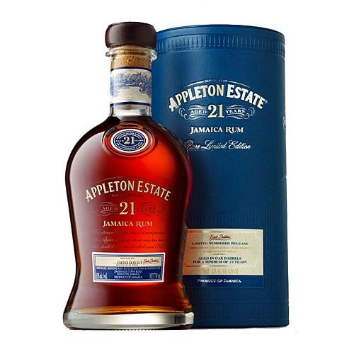Appleton 21 years old 43% 70cl Image 1