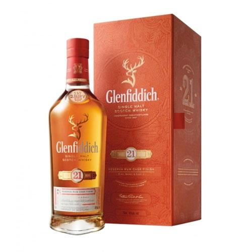Glenfiddich 21 years old Gran Reserva 40% 70cl Image 1