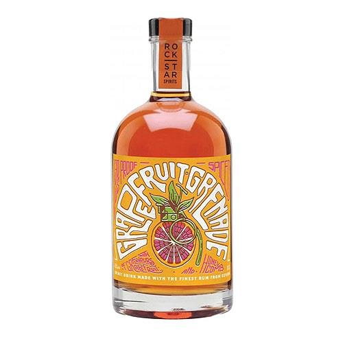 Grapefruit Grenade Overproof Spiced Rum 65% 50cl Image 1