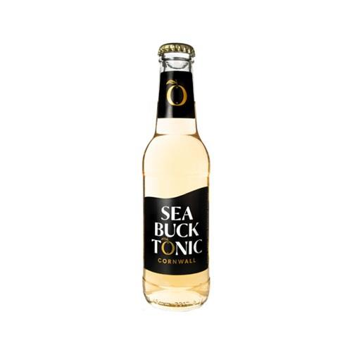 Sea Buck Cornish Tonic Water 200ml Case of 12 Image 1
