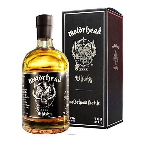 Motorhead Single Malt Whisky 70cl Image 1