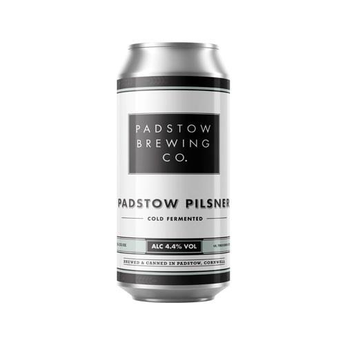 Padstow Pilsner 4.4% 440ml Image 1