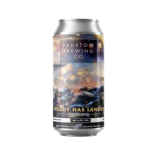 Padstow Freddy Has Landed West Coast IPA Image 1