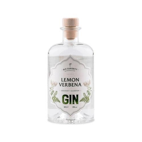 Old Curiosity Lemon Verbena Gin 35% 50cl Image 1