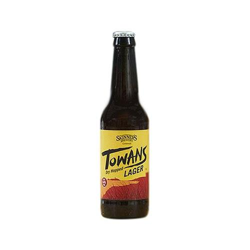 Skinners Towans Lager 4.4% 330ml Image 1