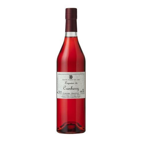 Liqueur de Cranberry Edmond Briottet 18% 70cl Image 1