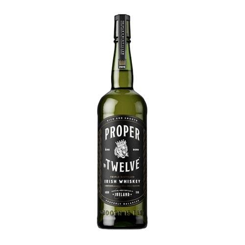 Proper No. Twelve Irish Whiskey 70cl Image 1