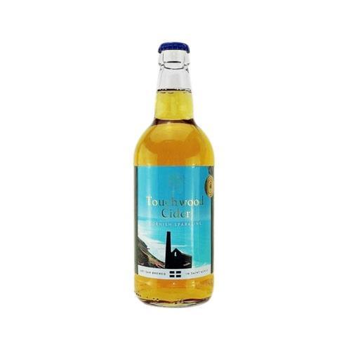 Touchwood Cornish Sparkling Cider 500ml Image 1