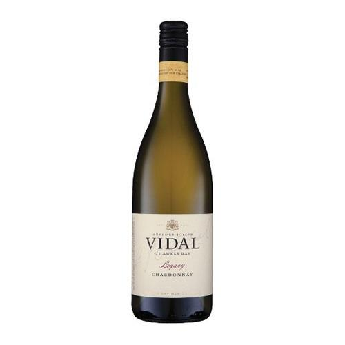 Vidal Legacy Chardonnay 2016 75cl Image 1