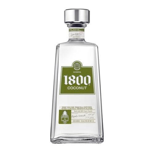Jose Cuervo 1800 Coconut 35% 70cl Image 1