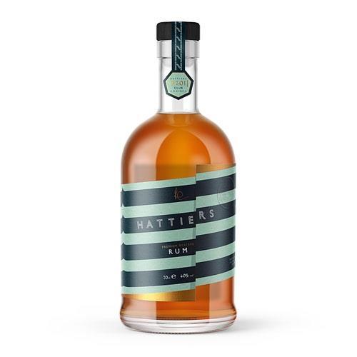 Hattiers Rum 40% 70cl Image 1