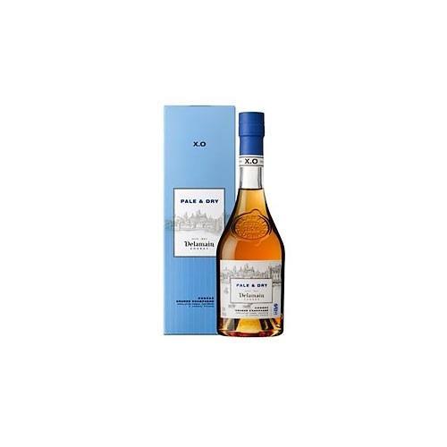 Delamain XO Pale and Dry Cognac 40% 20cl Image 1