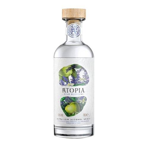 Atopia Wild Blossom Ultra Low Alcohol Spirit 70cl Image 1