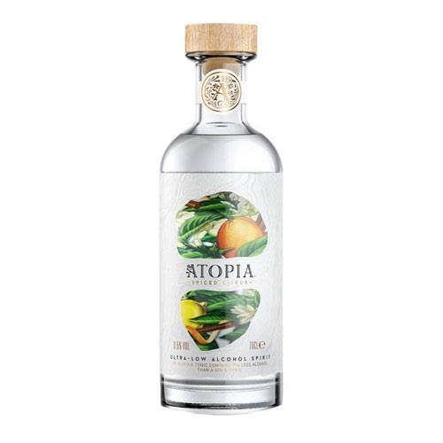 Atopia Spiced Citrus Ultra Low Alcohol Spirit 70cl Image 1