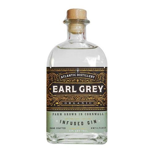 Atlantic Distillery Earl Grey Organic Cornish Gin 43% 70cl Image 1
