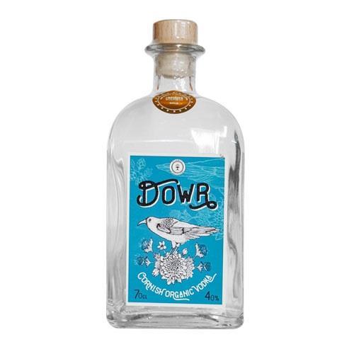 Atlantic Distillery Dowr Organic Cornish Vodka 40% 70cl Image 1