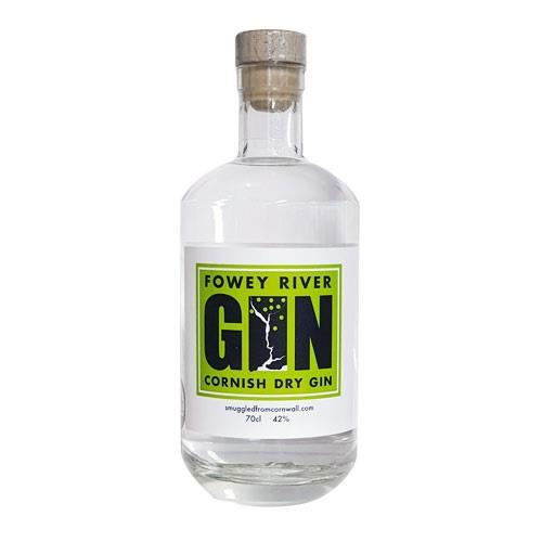 Fowey River Cider Apple Gin 42% 70cl Image 1