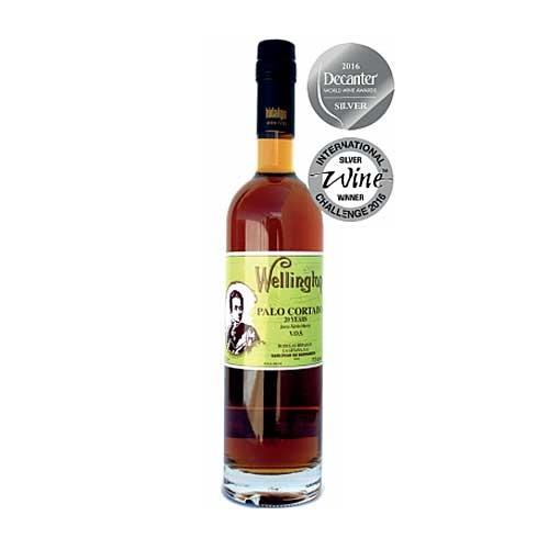Palo Cortado Wellington VOS 20 years old Image 1