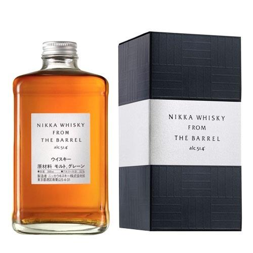Nikka Whisky From The Barrel 51.4% 50cl Image 1