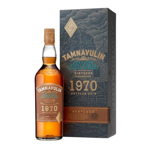 Tamnavulin 1973 Vintage Collection 40% Bottled 2019 Image 1