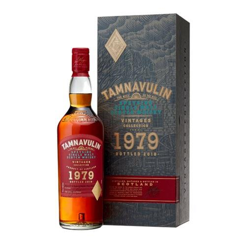 Tamnavulin 1979 Vintage Collection 46% vol 70cl Bottled 2019 Image 1