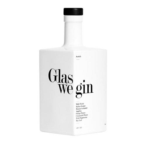 Glaswegin Gin 41.1% 70cl Image 1