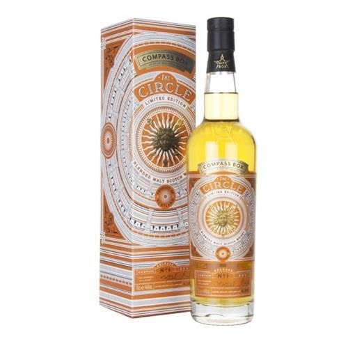 Compass Box The Circle Limited Edition No.1 46% 70cl Image 1