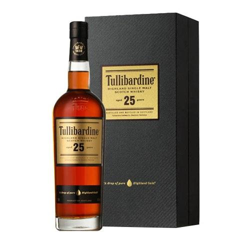 Tullibardine 25 years old 43% 70cl Image 1