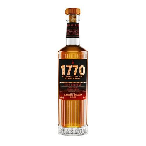 Glasgow 1770 2019 Release 46% 50cl Image 1